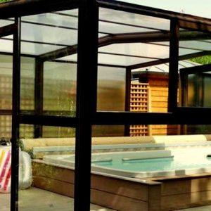 Les avantages d'un abri pour son spa